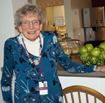 Meet Marnie Verville - A Volunteer Who Wears Many Hats and Socks