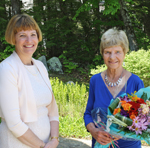 Pediatrician Dr. Suzanne Boulter Named Kay Sidway Award recipient